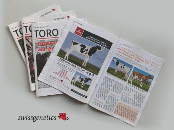 Swissgenetics Toro